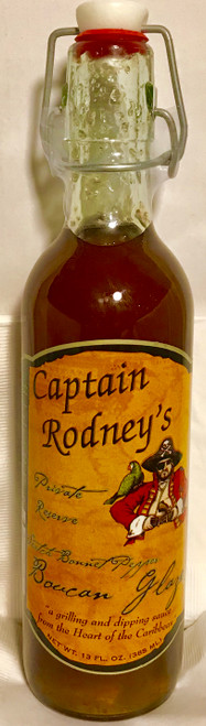 Captain Rodney's Boucan Glaze