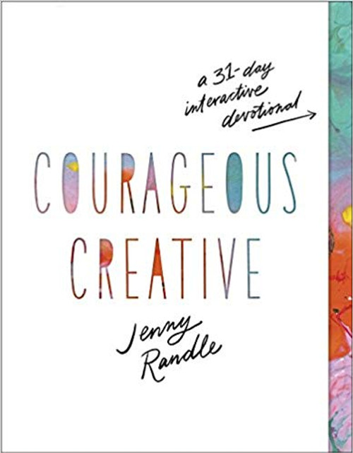 Courageous Creative  Book