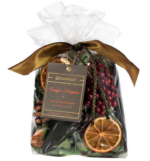 Orange & Evergreen Decorative Fragrance