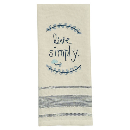 Dish Towel - Live Simply