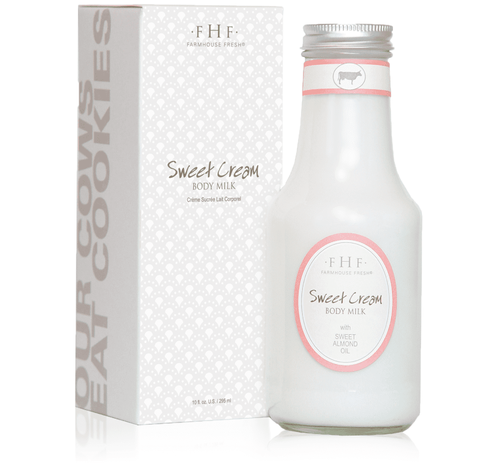 Body Milk - Sweet Cream
