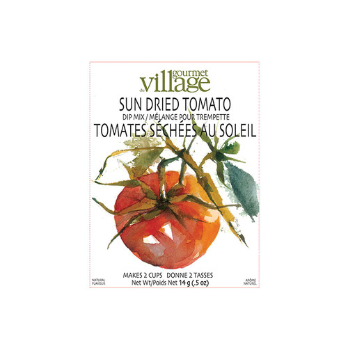 Sun Dried Tomato Dip Mix
