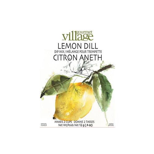 Lemon Dill Dip Mix