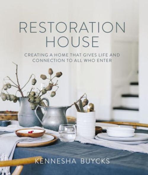 Restoration House Book