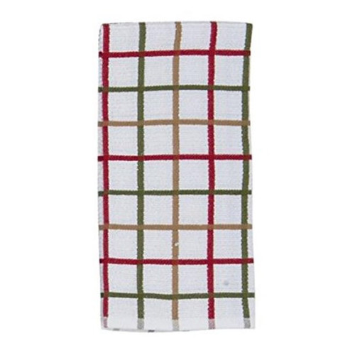 Grid Dish Towel