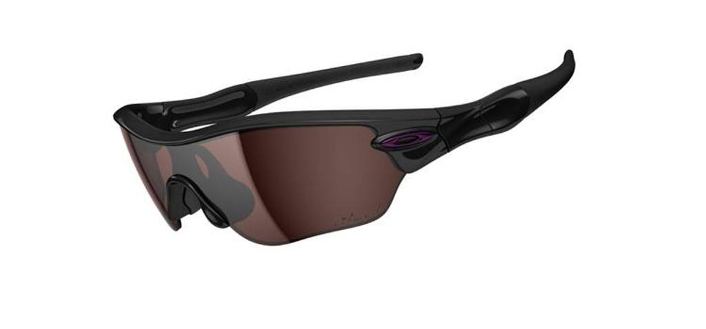 23143394ba9 Oakley Sports Performance Sunglasses - Radar Edge with a Polished Black  Frame and OO Grey Polarized