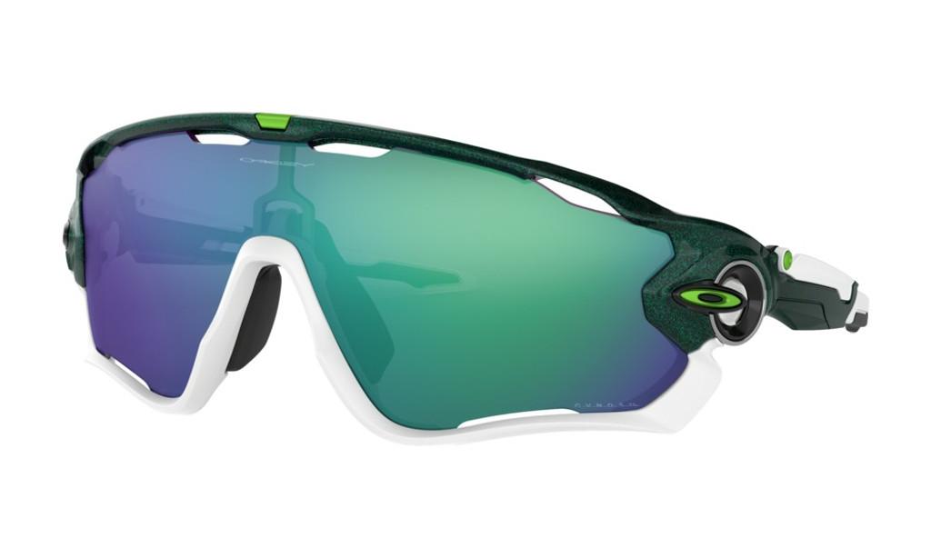 Oakley - Jawbreaker Cavendish Edition - Metallic Green with Prizm Jade