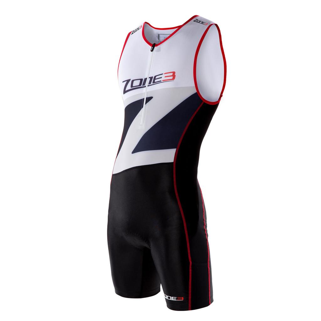 Zone3 - Lava Distance Trisuit - Men's    - new 2019 Lava Below