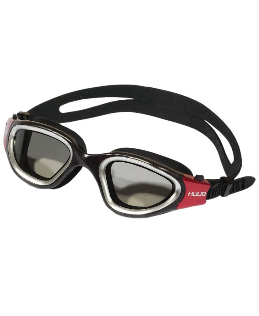 34651304698 HUUB Aphotic Photochromatic Goggles - Black