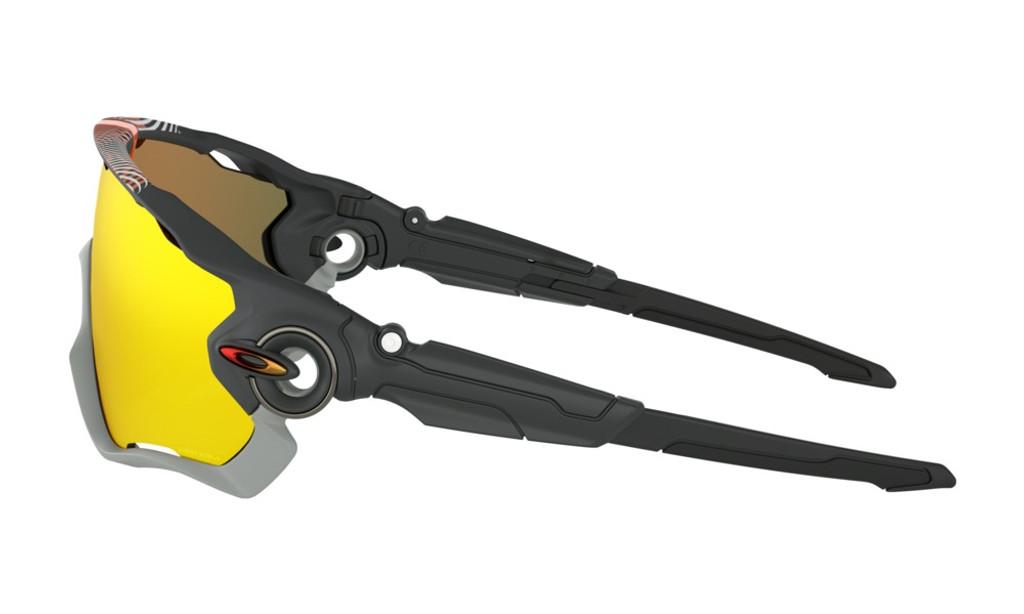 Oakley - Jawbreaker Aero Flight - Matte Carbon with Prizm Ruby