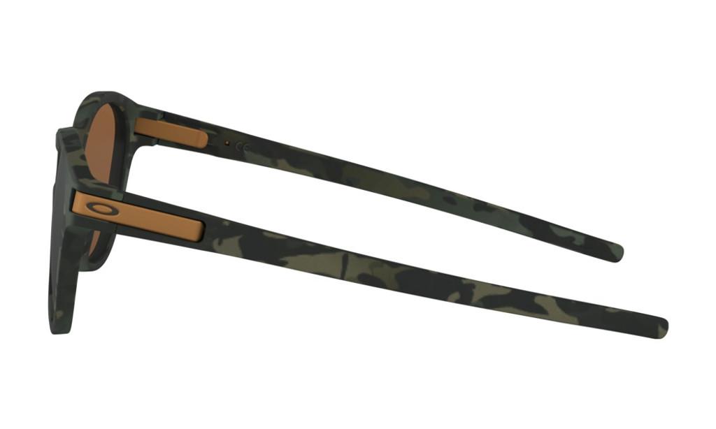 Oakley - Latch - Olive Camo with Prizm Tungsten