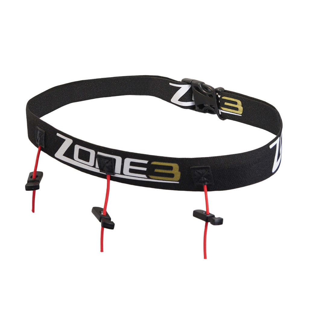 Zone3 - Race Belt with Gel Loops