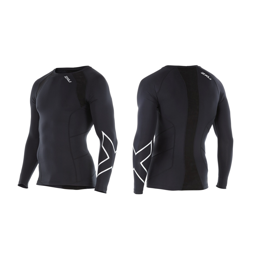 2XU - Men's Compression Long Sleeve Top - *