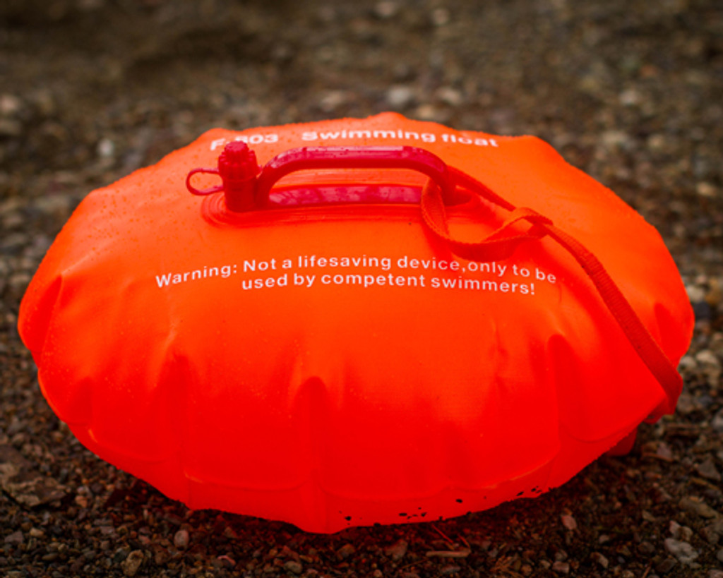 Swim Secure - ChillSwim Safety Buoy - Tow Float