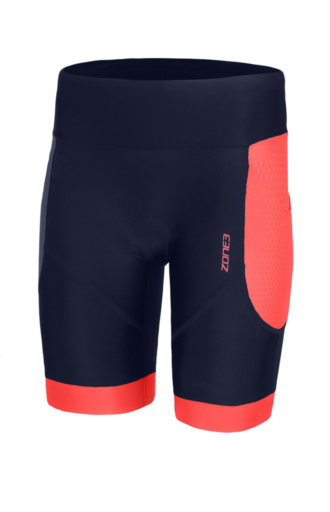 9b1f546d7e Zone3 - Aquaflo Plus Tri Shorts - Mytriathlon