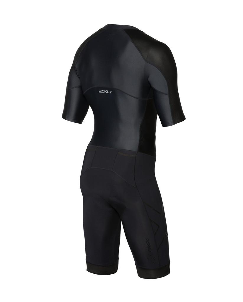 2XU - Compression Full Zip Sleeved Trisuit - Men's -
