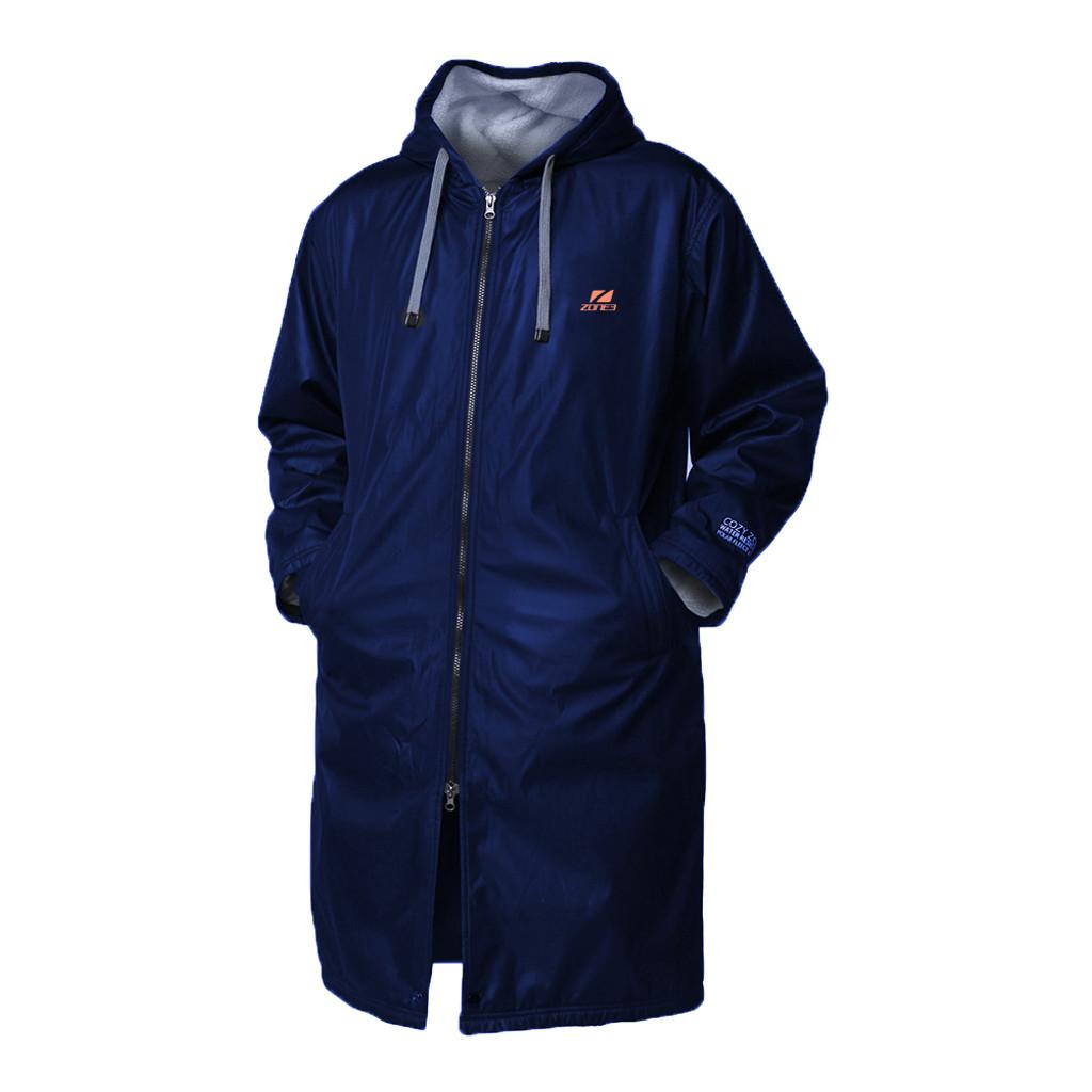 0a657818caa Zone3 - Polar Fleece Parka Robe Jacket