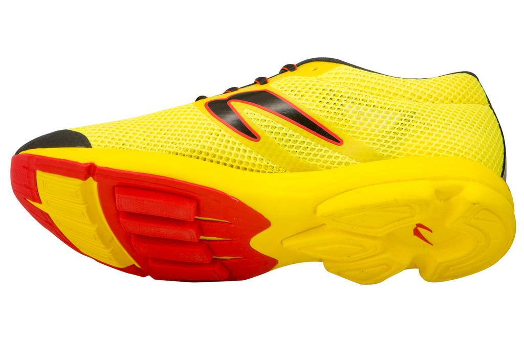 Newton - Men's Distance Elite - Yellow/Red