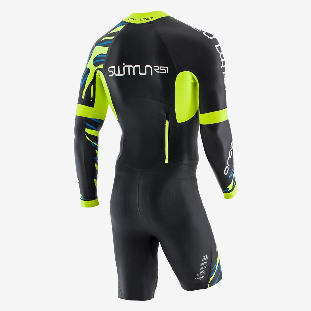 Orca - Men's RS1 SwimRun Wetsuit - Ex Rental 1 Hire