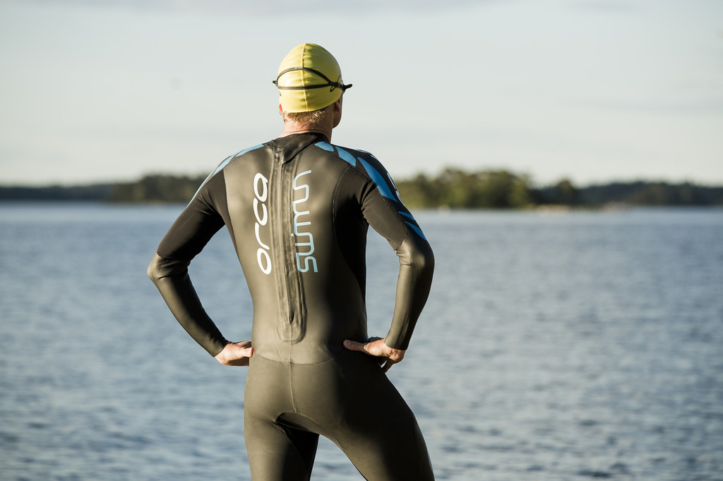 Orca - Men's RS1 SwimRun Shorty Wetsuit - Ex-Rental 2 Hire