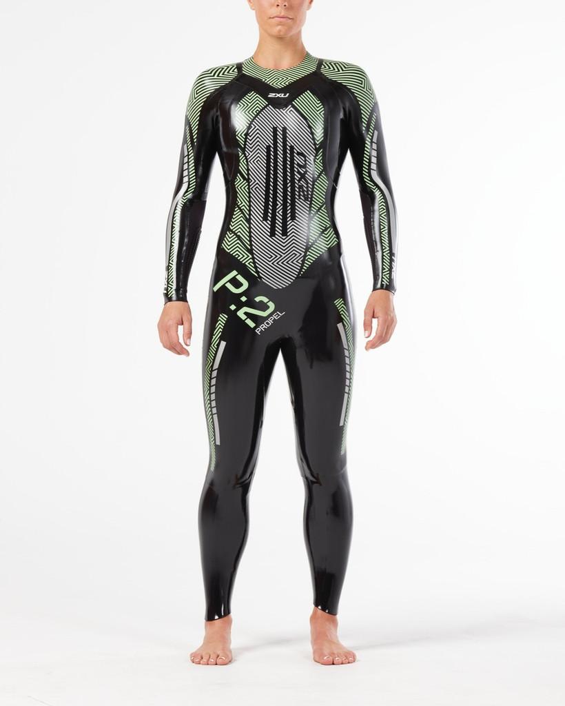 2XU - Women's P:2 Propel Wetsuit - Ex-Rental 2 Hire