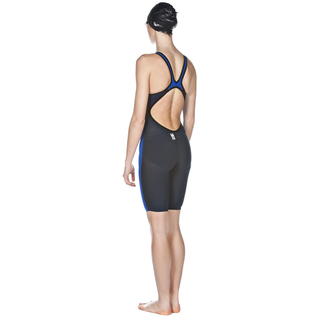 Arena - Powerskin Carbon-Air Full Body Short Leg Open Back - Women's