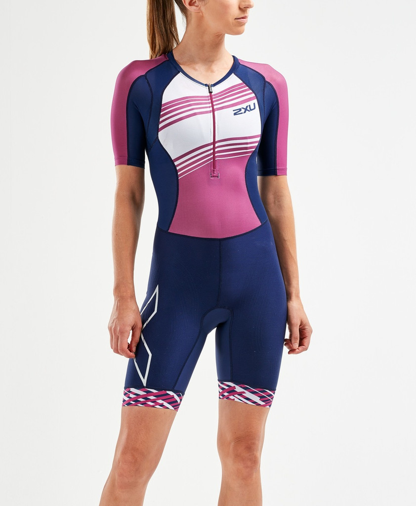 2XU - Compression Sleeved Trisuit - Women's - *