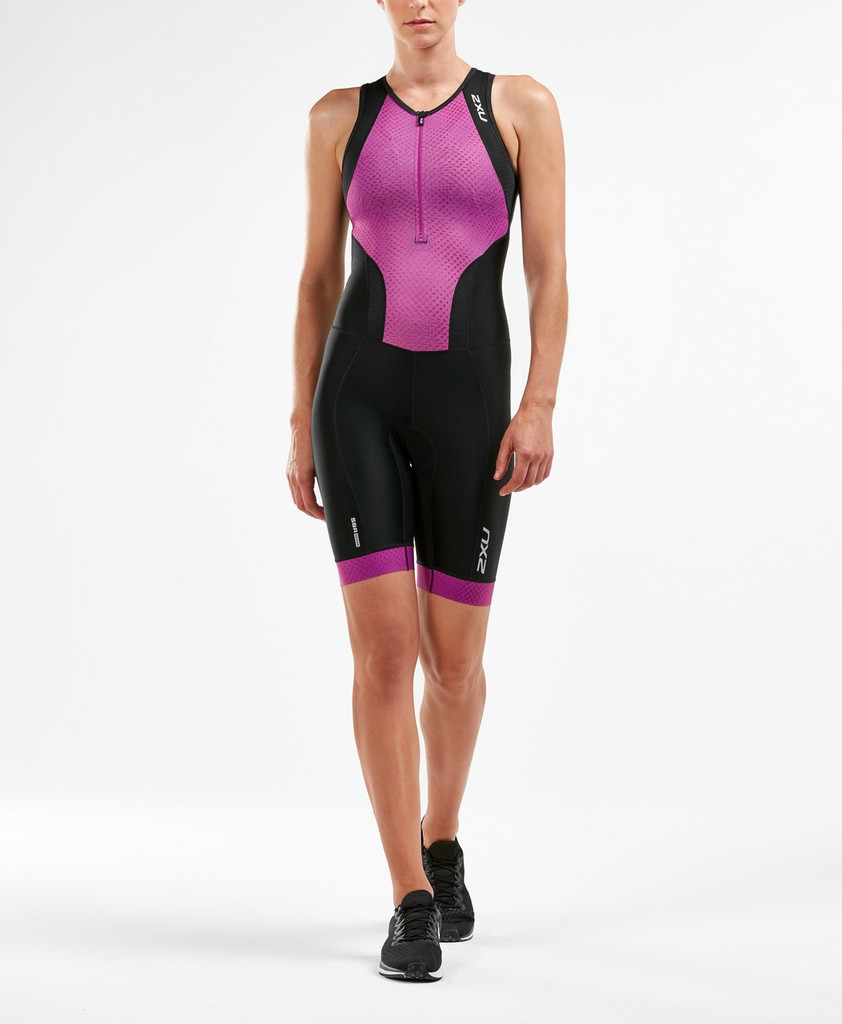 2XU - Perform Front Zip Trisuit - Women's - *