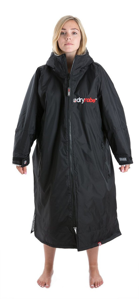 Dryrobe - Advance Long Sleeve - Small Adult Upto 5'2""