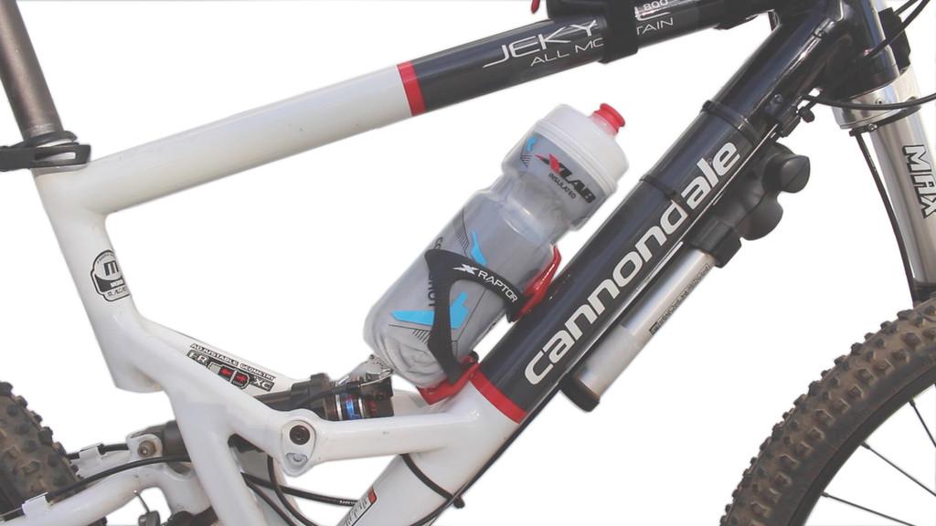 XLAB - Raptor Cage - Carbon