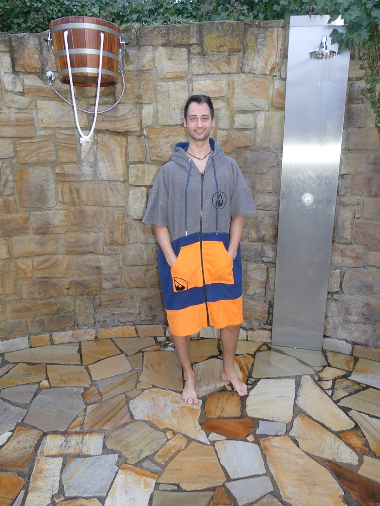 Wave Hawaii - Zip Poncho - Unisex - Shany - Height 165-200cm