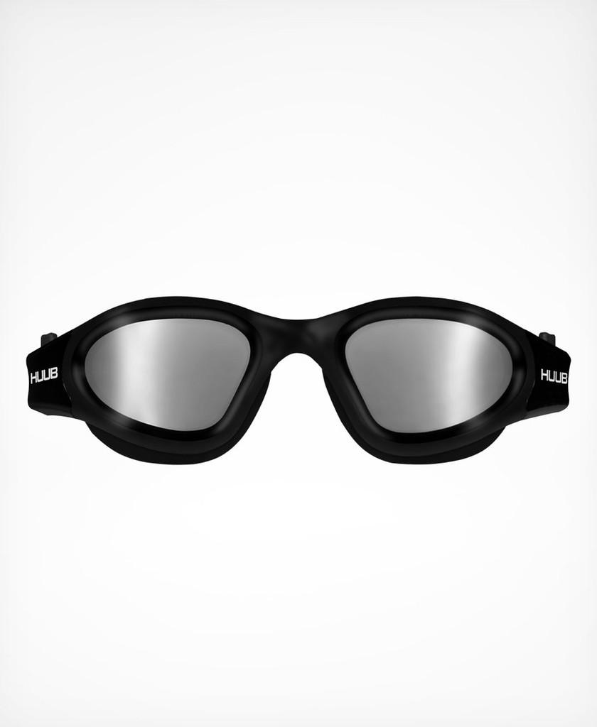 HUUB - Aphotic Swimming Goggles 2021 - Photochromic & Mirror Lenses - Black