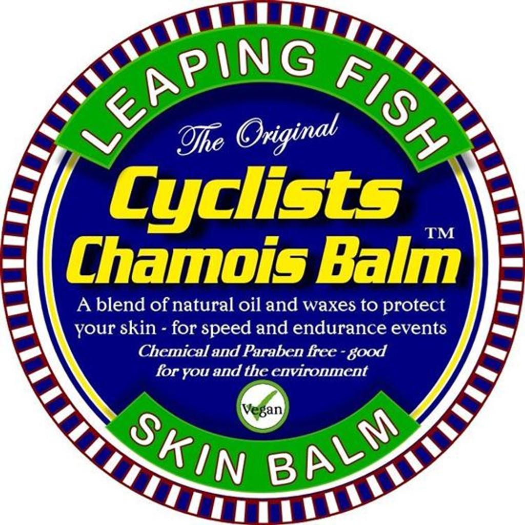 Leaping Fish  - Cyclists Chamois Balm 60ml / 60g Tin