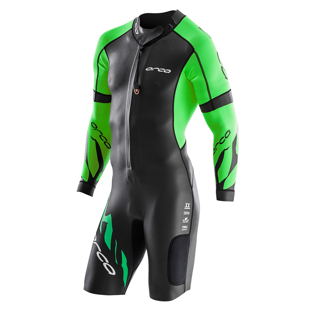 Orca - Men's SwimRun Core Wetsuit - Ex-Rental 2 Hire