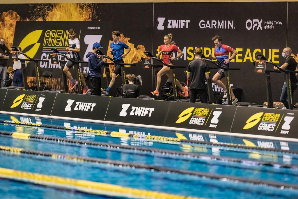 Indoor sprint tri superleague lands in London
