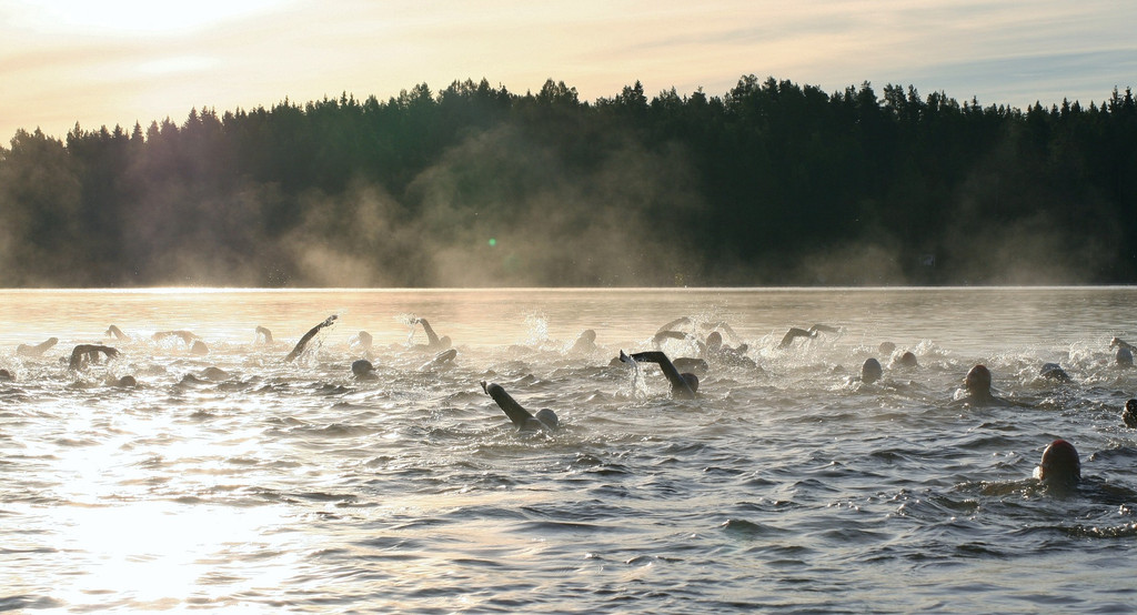 New Study Highlights Amazing Benefits Of Open Water Swimming