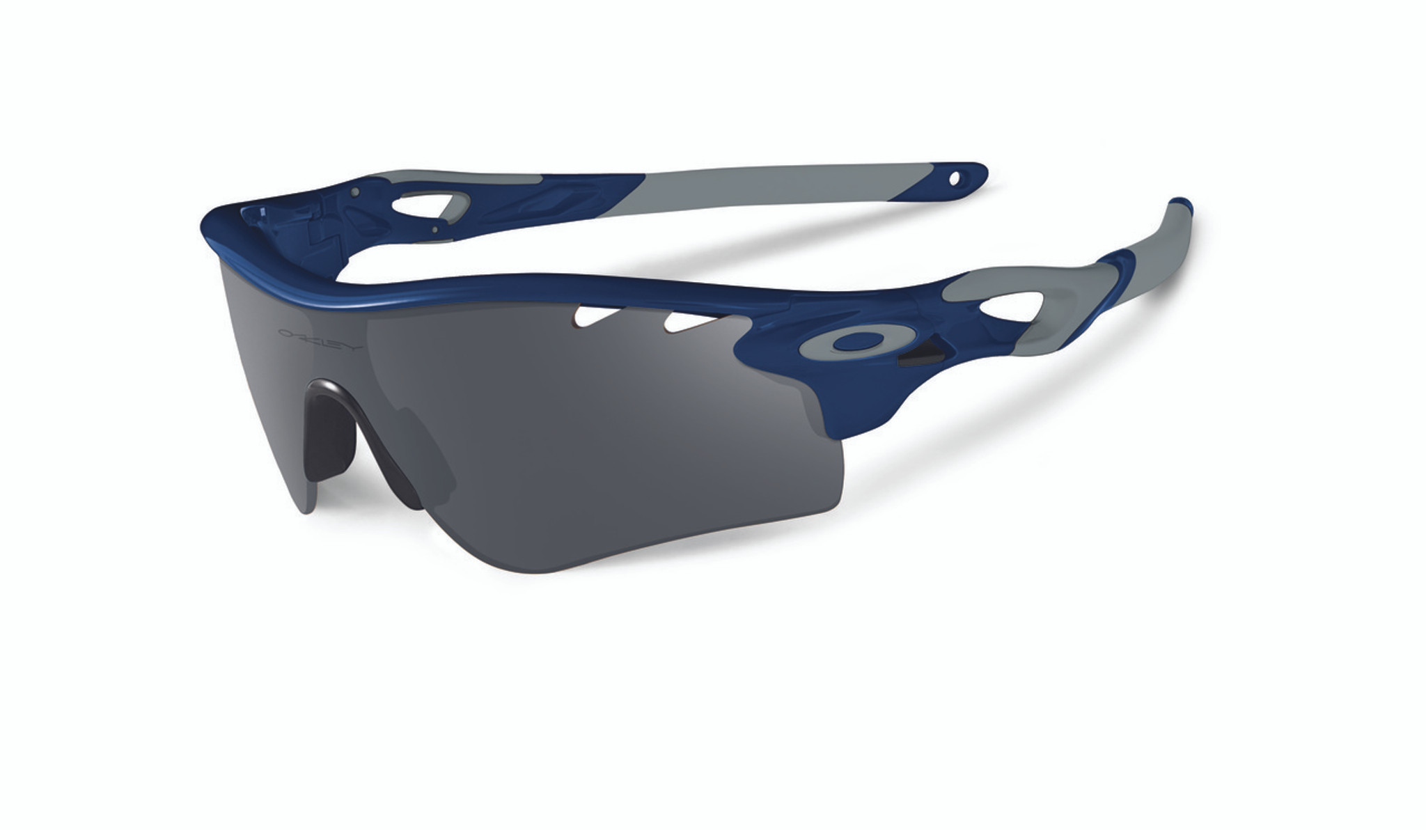 70d76d1d1508 MyTriathlon - Oakley Sports Performance Sunglasses - Radarlock Path -  Polished Navy Frame - Black Iridium Vented & VR28 Vented Lens - OO9181-17