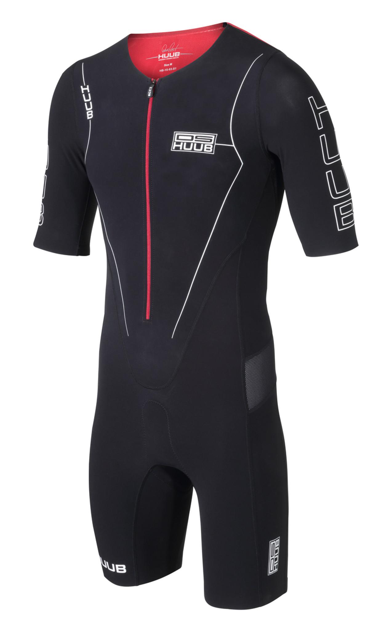 8394f6635 HUUB - Dave Scott Long Course Triathlon Suit - Black