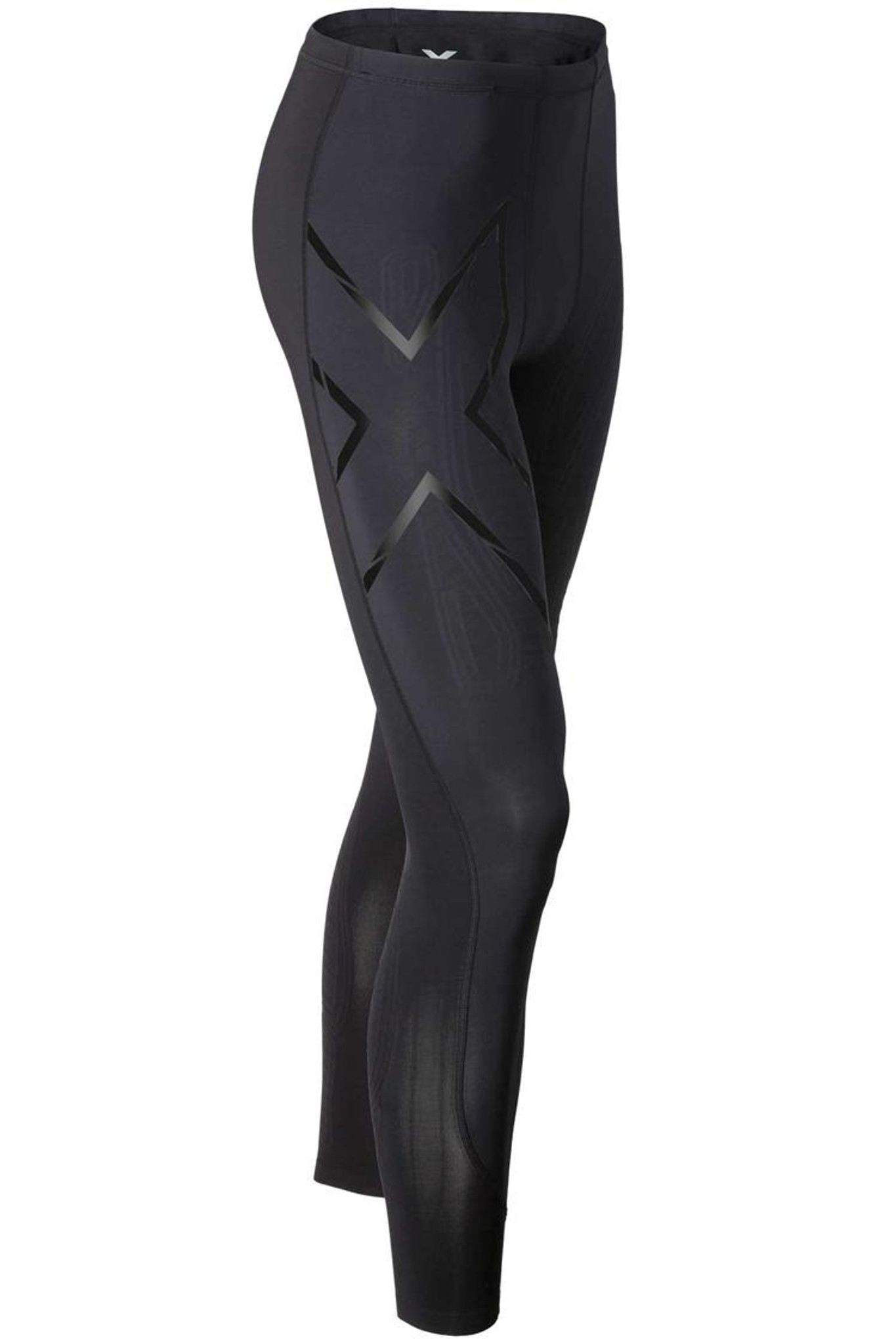 9f37d2ec88427 2XU Elite MCS Men's Black/Nero Compression Tights | MyTriathlon