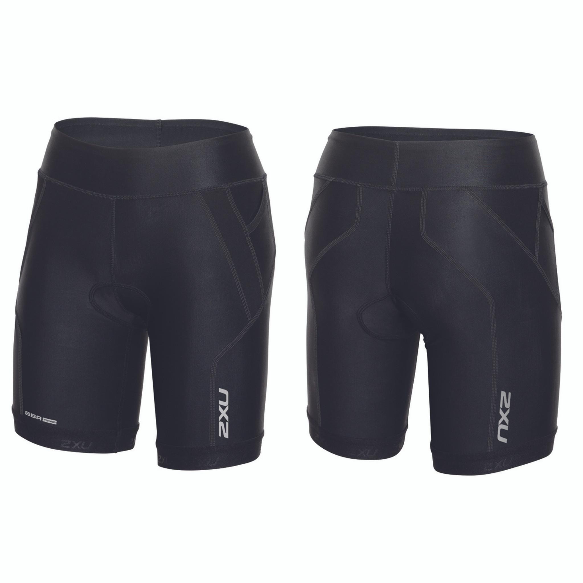 Runderwear Mens Triathlon Suit Premium Padded Performance Tri Suit with Dual Rear Pockets