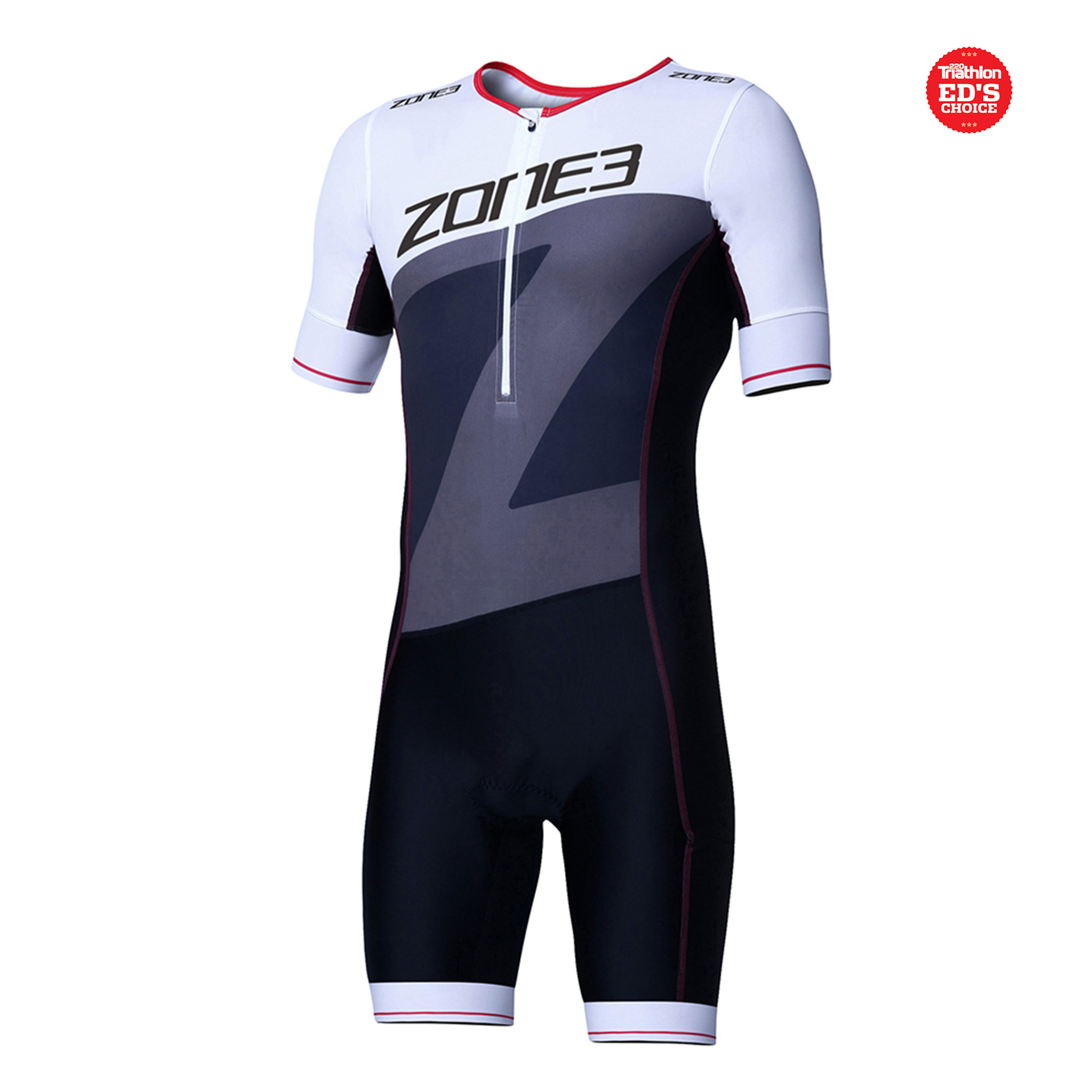 e9b2321f034a36 MyTriathlon | Zone3 Lava Sleeved Trisuit