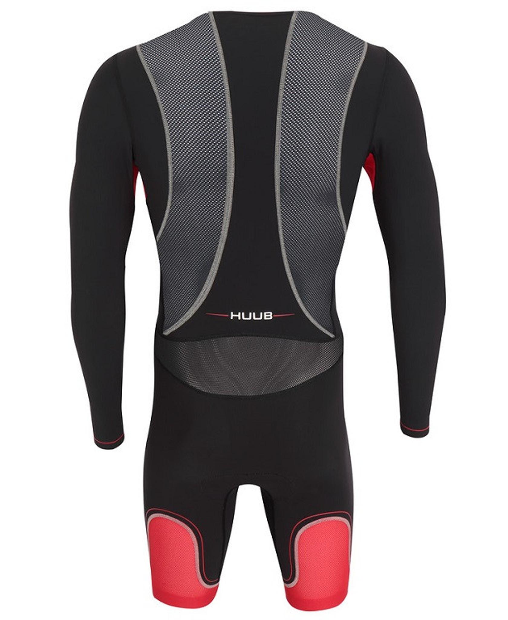HUUB Wetsuit Shoulder Bag for Swimming Triathlon to fit Tri Suit Zip Up Storage