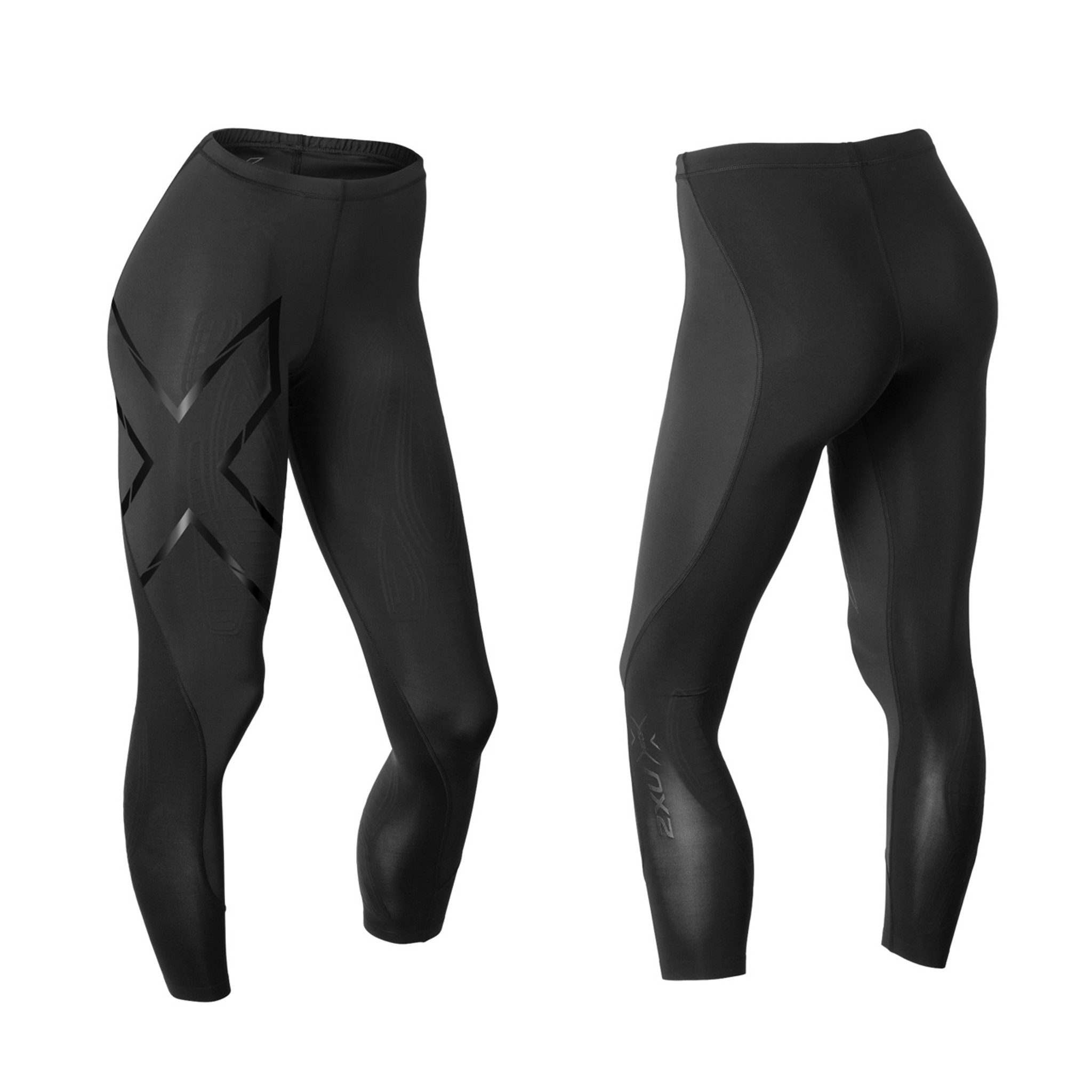 cd2f6c8923 ... 2XU - Women's MCS Thermal Compression Tights - AW17 · Black/Nero. Black/ Gold