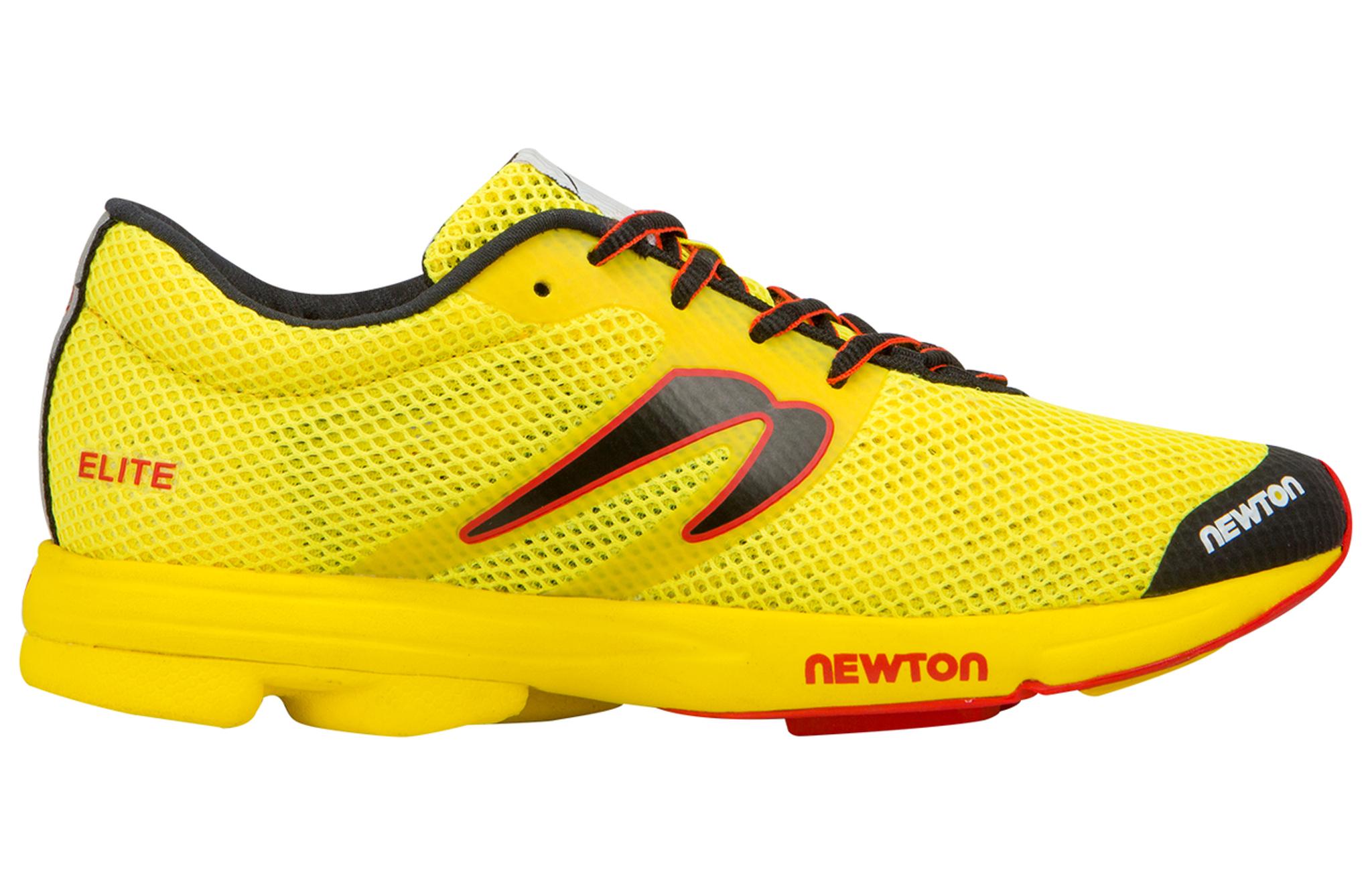 Newton Men's Distance Elite - Yellow