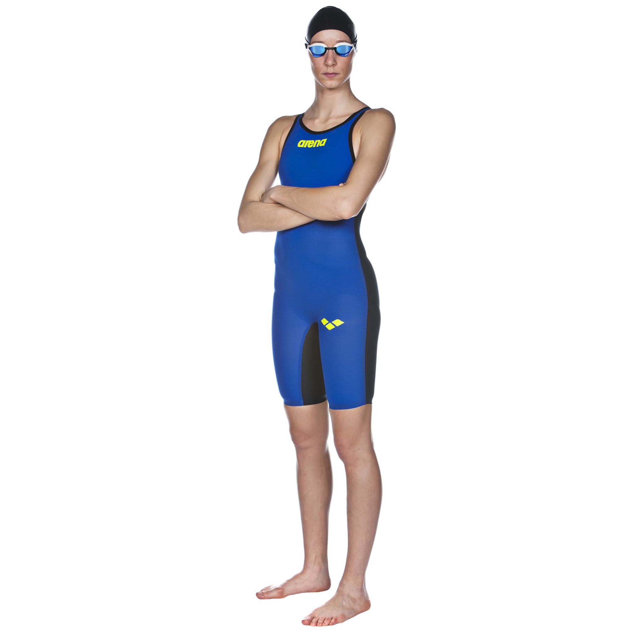 1aa4f6fd8ba Arena - Powerskin Carbon-Air Full Body Short Leg Open Back - Women's -  MyTriathlon
