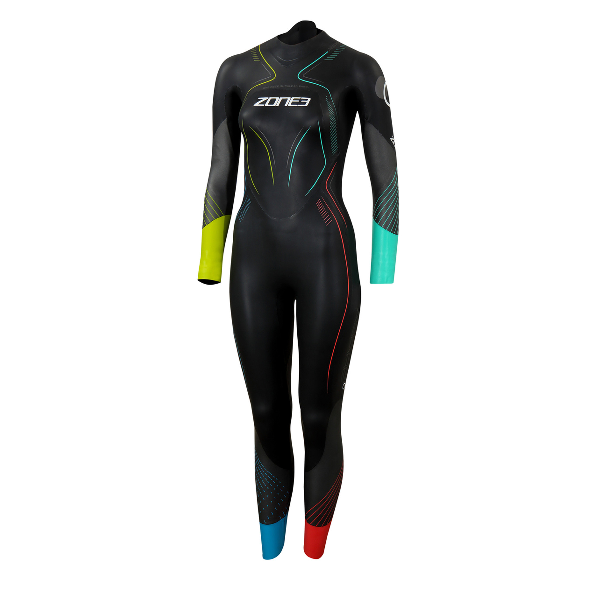 103888ef1a Zone3 - Women s Limited Edition Aspire Wetsuit - 2019