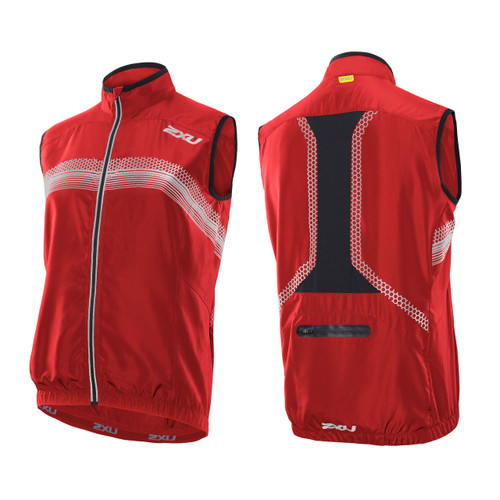 2XU Microclimate Reflector Vest - Men's