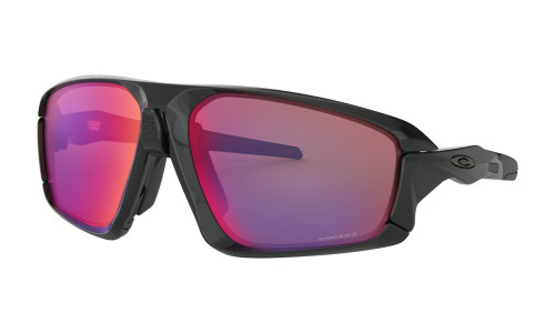Oakley - Field Jacket - Polished Black with Prizm Road