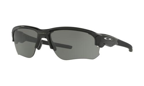 Oakley - Flak Draft - Polished Black with Grey