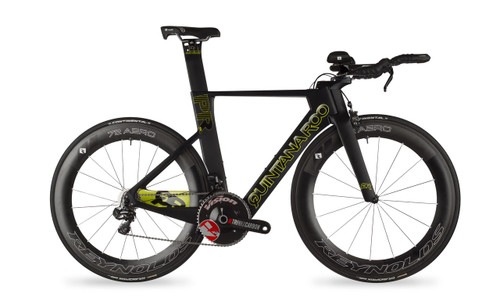 Quintana Roo PR6 Di02 with Reynold Strike Race Wheels